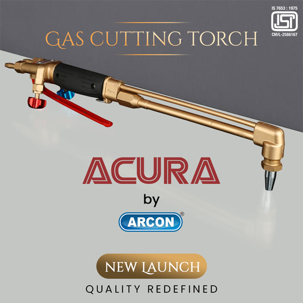 Gas Cutting Torch Infographic
