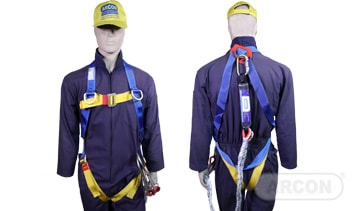 Industrial Safety Shoes, Belts, Harness Manufacturer India